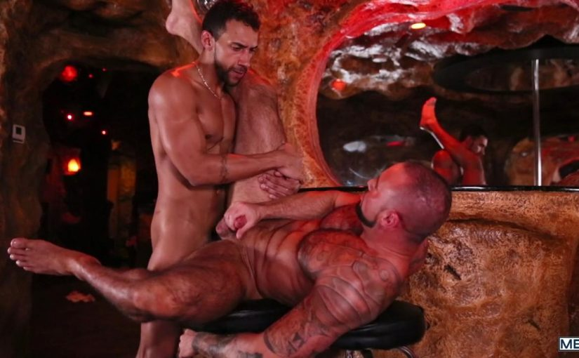 Private Dancer Part 1 – Michael Roman / Jay Alexander